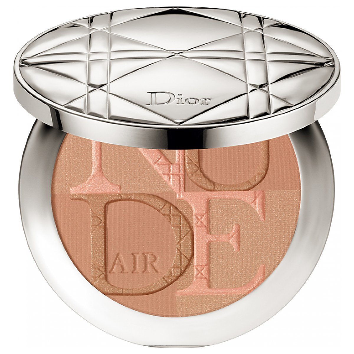 Dior Diorskin Nude Natural Glow Fresh Powder Makeup SPF