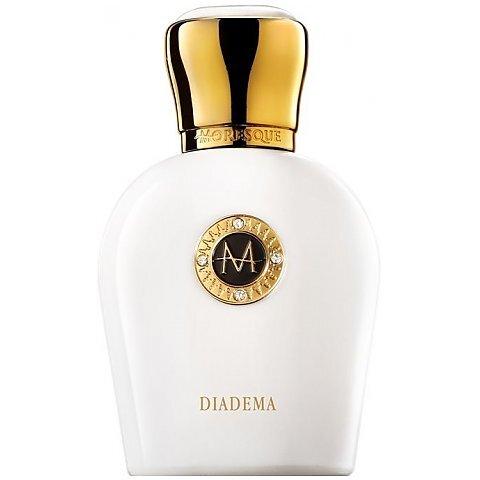 moresque white collection - diadema