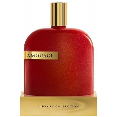 amouage library collection - opus ix