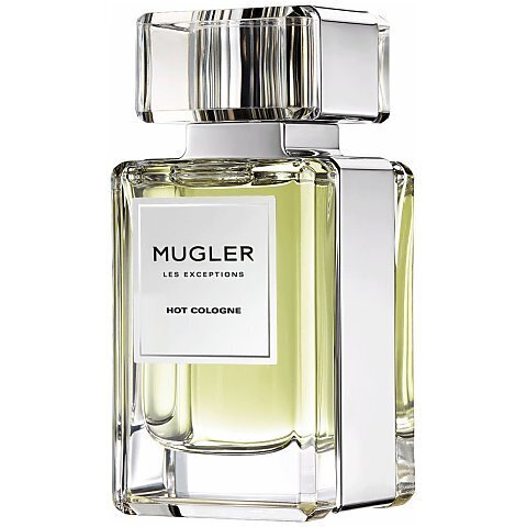 thierry mugler les exceptions - hot cologne