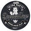 Dapper Dan Ultra Matte Matująca glinka do włosów 100ml