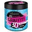 Bielenda Graffiti 3D Strong Styling Hair Gel Mocny żel do włosów z kwasem hialuronowym i keratyną 250g