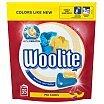 Woolite Mix Colors Kapsułki do prania ochrona koloru z keratyną 35szt.