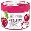 Bielenda Body Sugar Scrub Sensual Cherry Peeling do ciała zmysłowa wiśnia 200g
