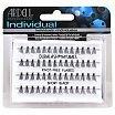 Ardell Individual Multipack Knot-Free Zestaw 56 kępek sztucznych rzęs Short Black