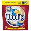 Woolite Mix Colors Kapsułki do prania ochrona koloru z keratyną 28szt.