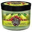 Farmona Tutti Frutti Sugar Body Scrub Gruszka & Żurawina Peeling do ciała 300ml