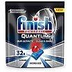 Finish Powerball Quantum Ultimate Kapsułki żelowe do zmywarki 32 sztuki