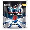 Finish Powerball Quantum Ultimate Kapsułki żelowe do zmywarki 40 sztuk