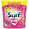 Surf Color Tropical Lily & Ylang Ylang Kapsułki do prania do koloru 42szt